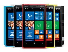 Nokia Lumia 920 Windows 8 phone