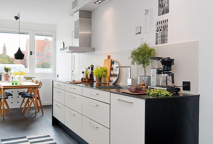 85m2 de buen gusto en Gotemburgo - La casa de Freja