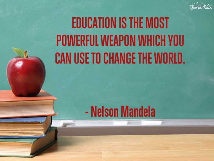 Be #Educated