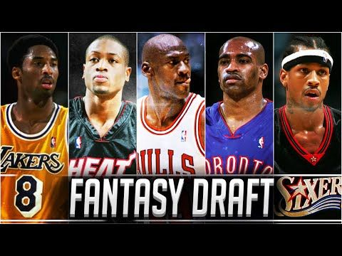 NBA 2K16 MyGM/MyLeague LEGENDS Mock Fantasy Draft — Assembling the GOAT