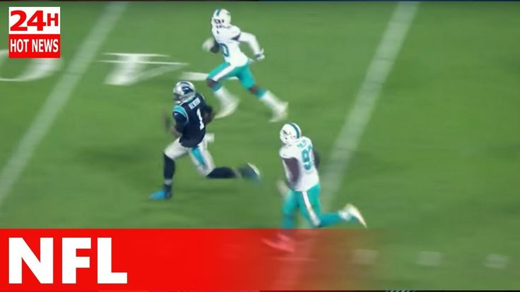 Panthers Quarterback Clocked at Fastest Speed for QB