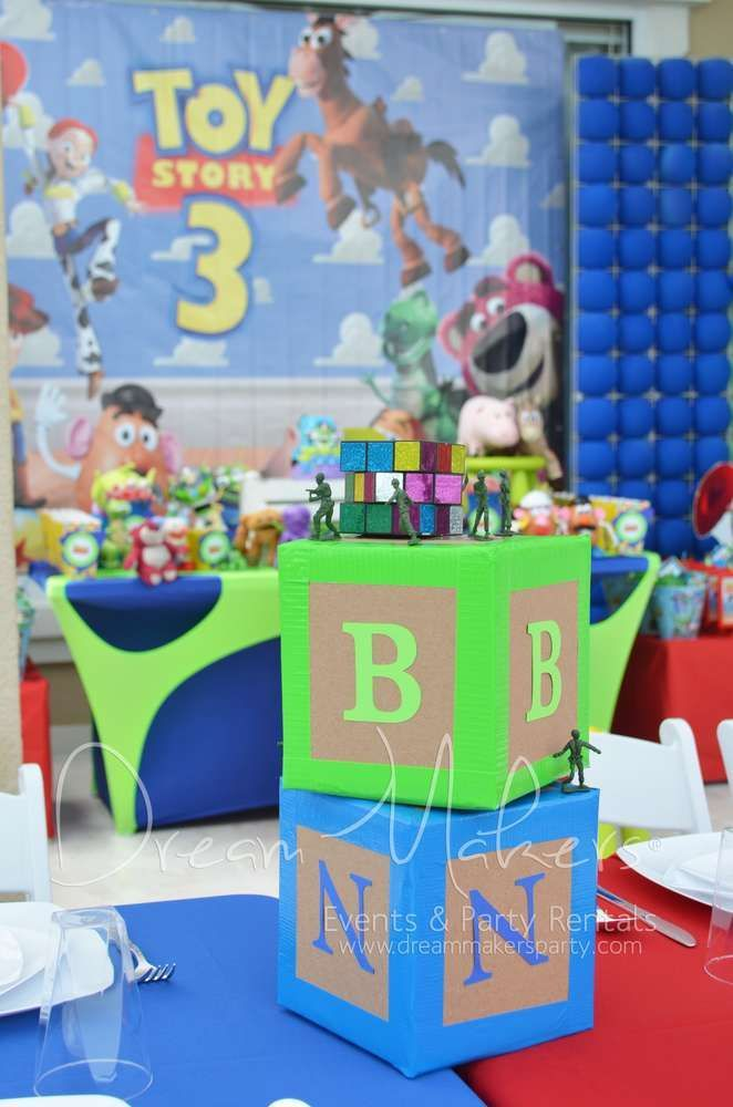 Toy Story Birthday Party Ideas | Photo 21 of 33 | Catch My Party