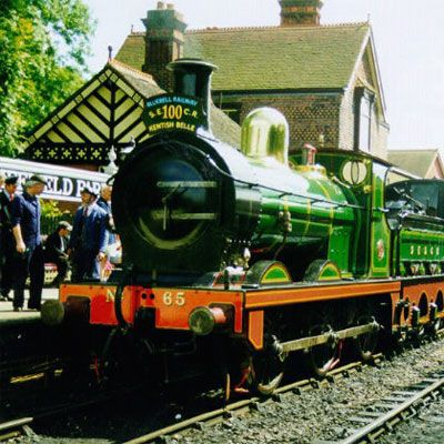 Bluebell Railway    Plan #yourjourney online at http://ojp.nationalrail.co.uk/service/planjourney/search