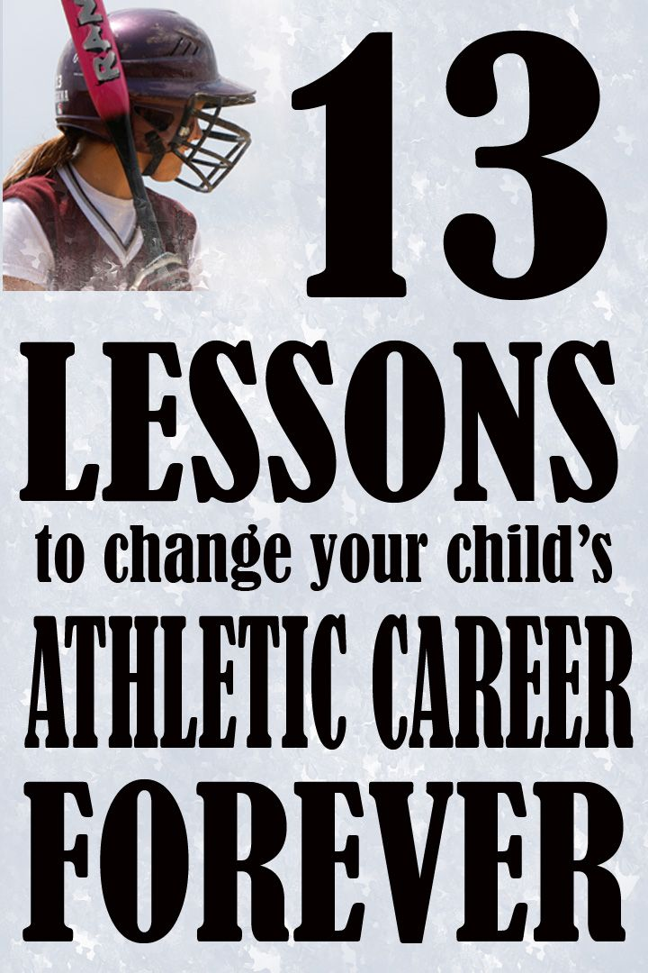 13 Sports Lessons – SportsPOP