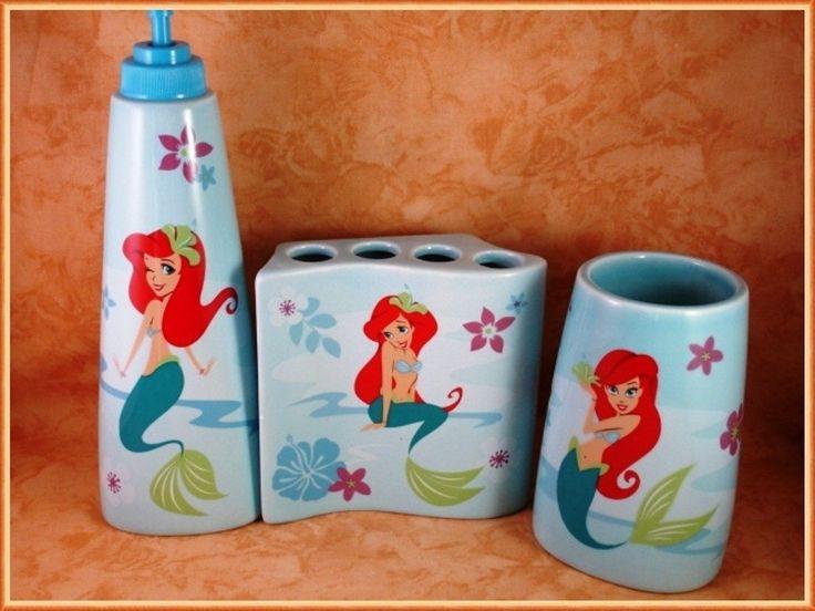 Best 25+ Little Mermaid Bathroom Ideas Only On Pinterest