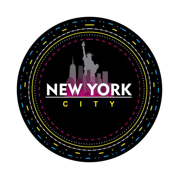 Check out this awesome 'New+York+City+white+t-shirt' design on @TeePublic!