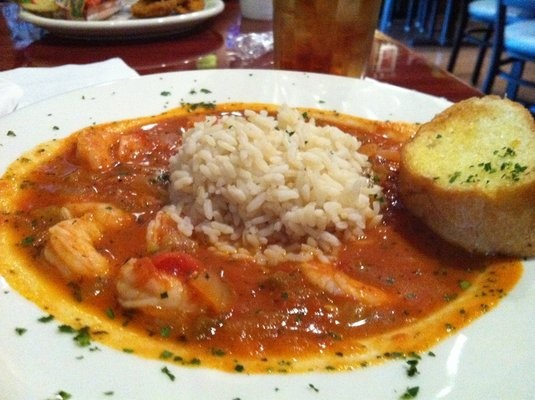 Tibby's New Orleans Kitchen - Shrimp Creole