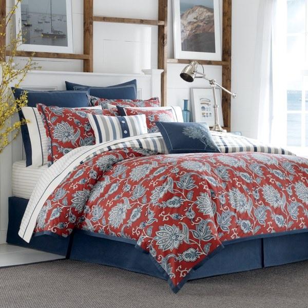 nautica tisbury comforter set cotton bed bath u0026 beyond