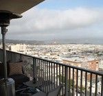 2 bedroom Condo Rental in San Francisco from $249/nt - Sophisticated 2Br with Cityscape and Bay Views
