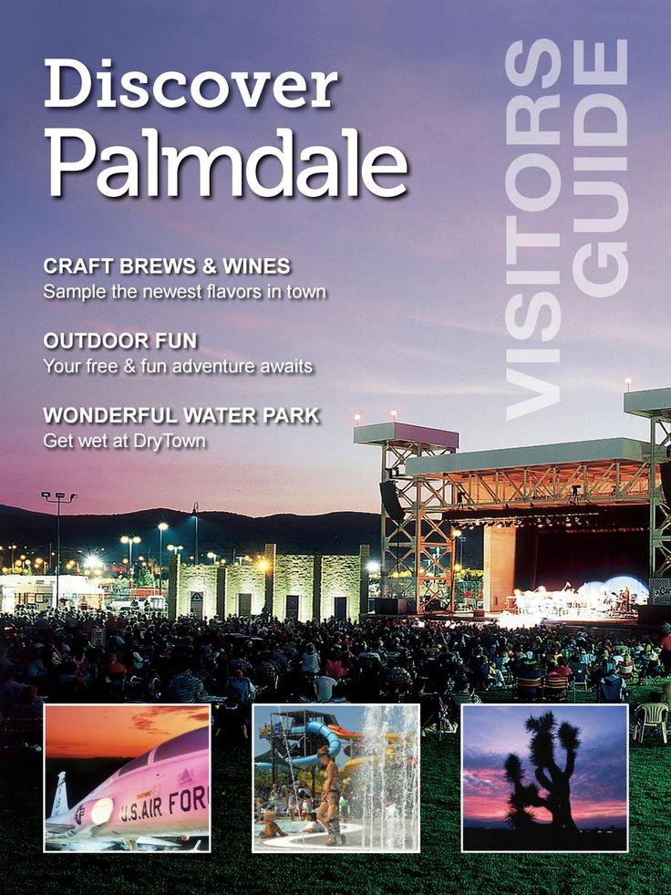 Palmdale CA - Visitors Guide