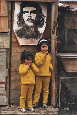 Raymond Depardon, Santiago, Chili, 1971.