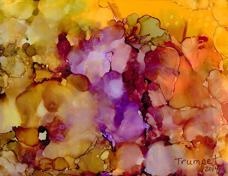 Laurie Williams, Founder Alcohol Ink Art Community - Alcohol Ink Art