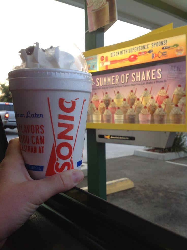 Sonic, Fredericksburg, Texas