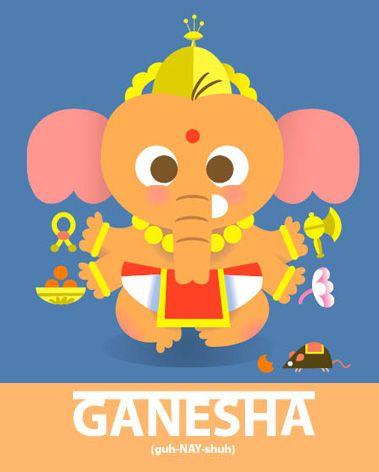 Sanjay Patel Little Book of Indian Deities