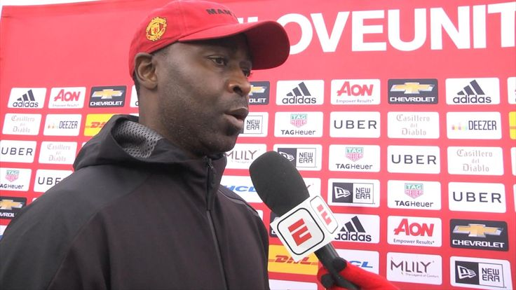 Andy Cole wants to see Kane 'step up' for England