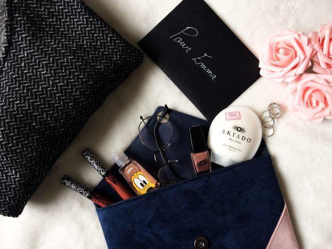 What's in my wallet ? Rendez-vous sur le blog pour en savoir plus ✨ #whatsinmywallet#pochette