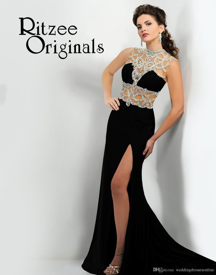 Show your best to all people even in the evening and then get  crystals high neck backless evening dresses 2016 satin beaded sleeveless mermaid court train sexy fashion prom party dress gowns custom made in weddingdressesonline and choose wholesale evening long dresses uk,evening maxi dresses online and fashion evening dresses on DHgate.com.