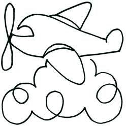 Plane & Cloud