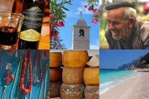 A guide to the island of Sardinia, featuring history, language, culture, weather and more