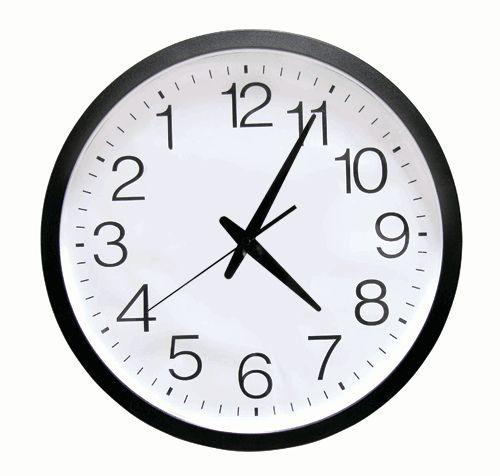 Reloj gif animado - Imagui