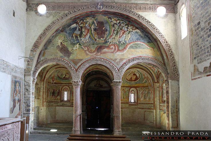 Basilica San Pietro al Monte - Civate