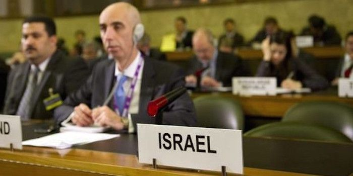 The U.N.'s top human rights body has officially declared Israel as the world's worst human rights violator- beatingIran, North Korea, Russia and China for the number 1 spot.  Foxnews.com reports:     The U.N. Human Rights Council wrapped up its latest session in Geneva on Friday, March 27 by adopting four resolutions condemning Israel. That's four times more than any of the other 192 UN member states. There were four resolutions on Israel. And one on North Korea — a country that is home…