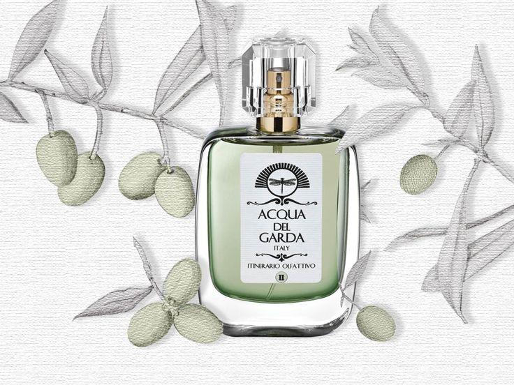 Eau de Parfum 50 ml - Itinerary II - Acqua del Garda