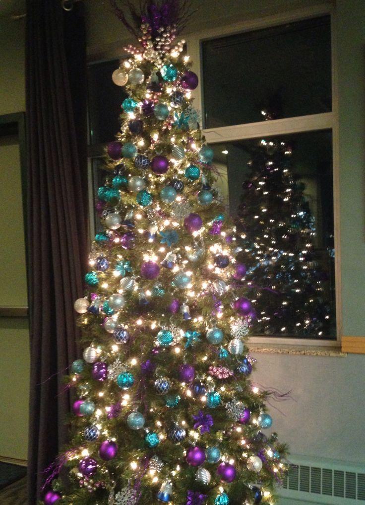 Tiffany Christmas Ornaments