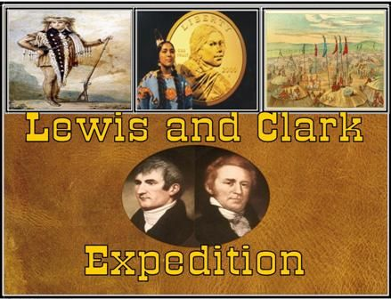the jeffersonian era lewis and clark The lewis and clark expedition would pass right through the heart of this newly acquired region lewis selected his former military leader william clark as his co-command together they spent almost a year with preparations involving equipment and crew selection.