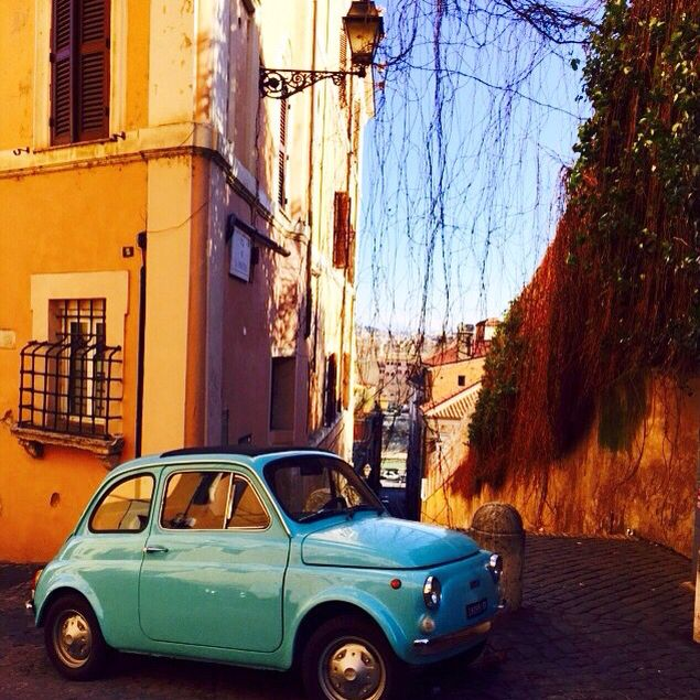 Best Fiat Images On Pinterest Fiat Car And Vintage