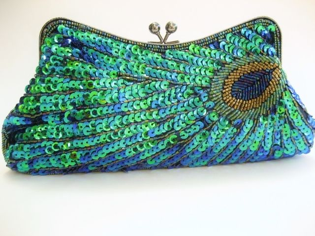 Peacock design mother of the bride clutch bag http://www.stardust-eveningbags.co.uk