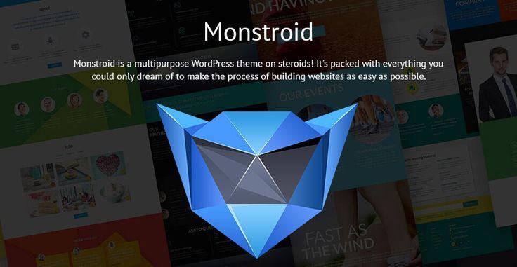 Monstroid 1.1.3  przegląd zmian // #WordPress
