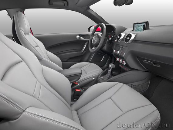 Салон Хэтчбек Ауди А1 2015 / Audi A1 2015