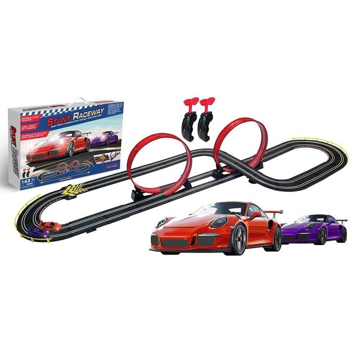 Slot Car Race Tracks Walmart