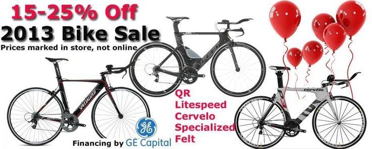 memorial day bike sale houston