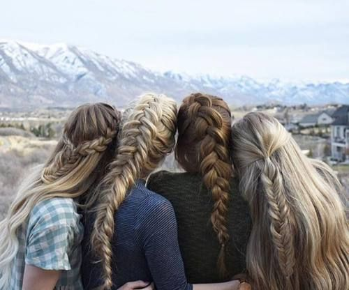 13 casual braid hairstyles inspiration