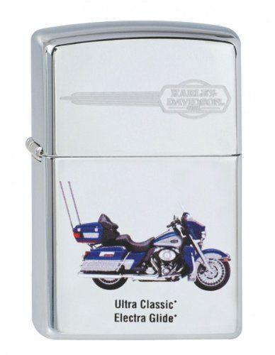 Zippo Harley Davidson Ultra Classic 2002347 – CollectableZippos.com – U.K.