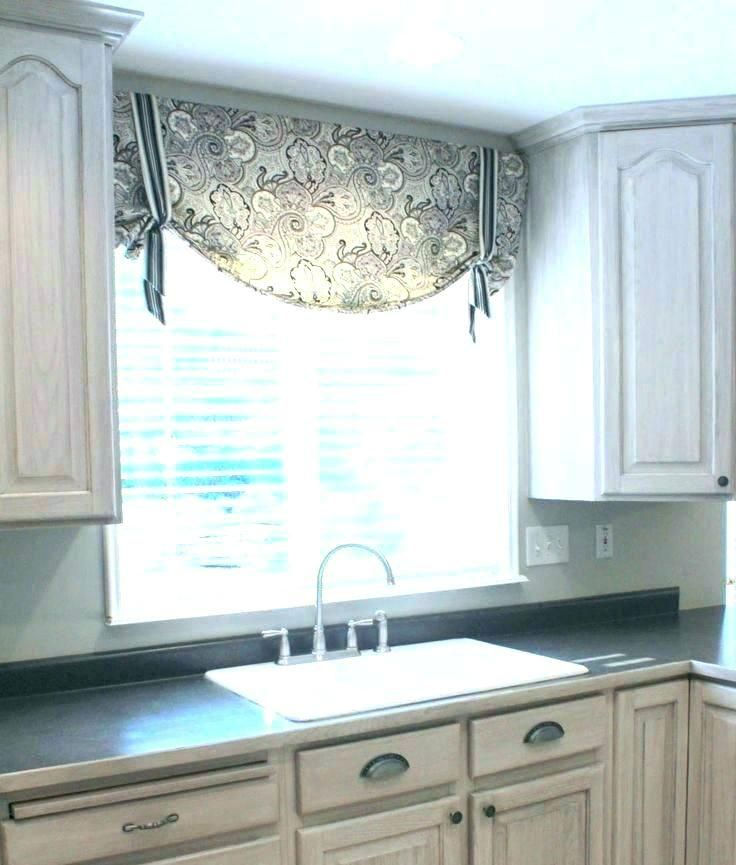 16 Warm Grey Kitchen Window Treatments To Have In Your Cooking Area Kitchen Window Treatments Modern Kitchen Window Kitchen Window Decor