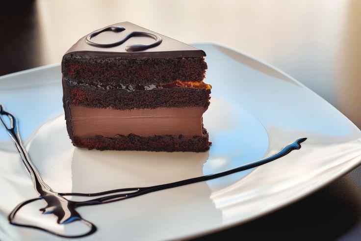#sacher #cakes at #cacaopraha with #prague #praha #czechrepublic #homemade #czech #czechia #praha #cake #homemadecake #cafe #cafeprague #cafepraha