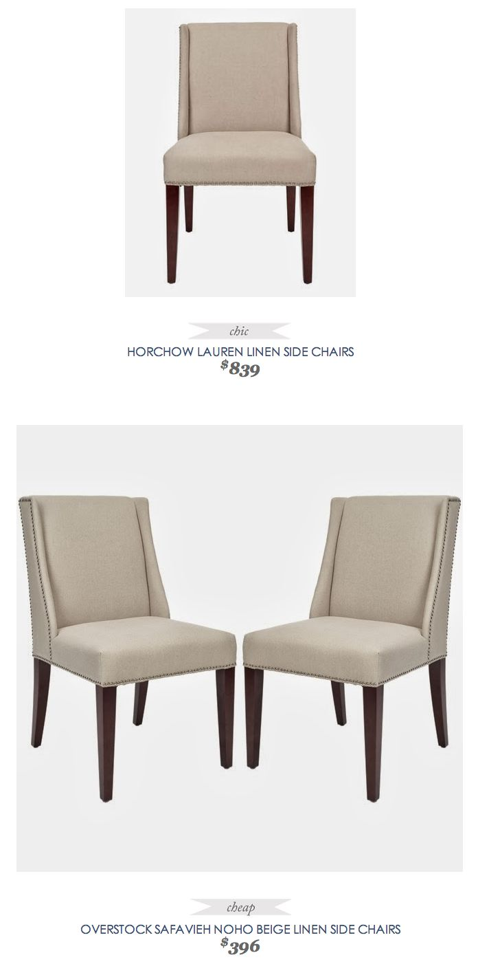 265 best high low images on pinterest copy cat chic high low copy cat chic overstock safavieh noho beige linen side chairs 396 set of 2