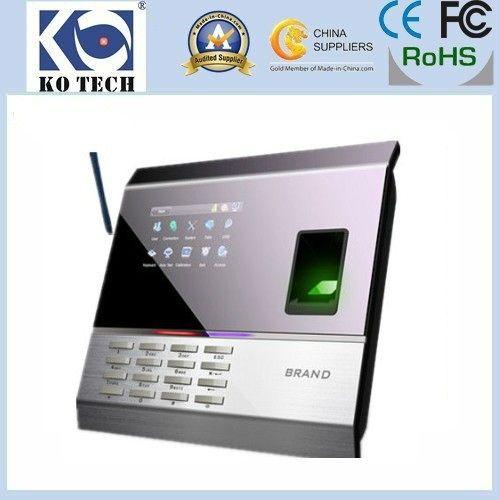 КО-M11 Биометрические Посещаемость Времени с сканер отпечатков пальцев для посещаемости работника системы