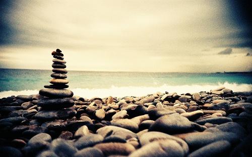 Lomo Beach...