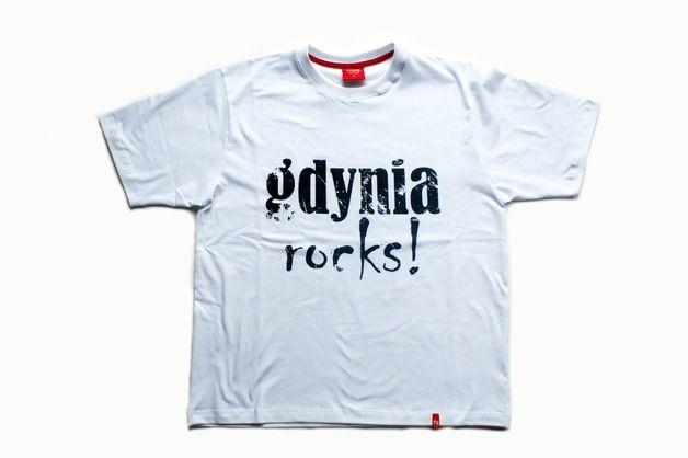 Wielki Kack - t-shirt męski - gdyniarocks - Koszulki męskie