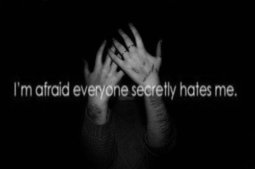 Everybody Hates Me Quotes: 320 Best Panic Attacks Images On Pinterest