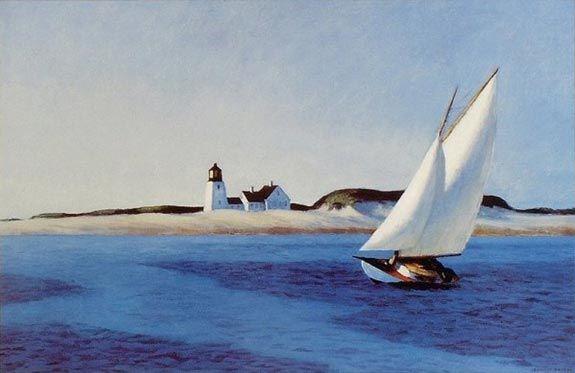 Long Leg - Edward Hopper