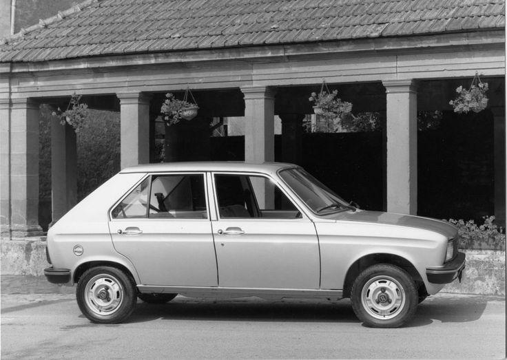 Peugeot 104 Berline