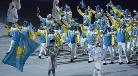 Kaz Winter Olympic team