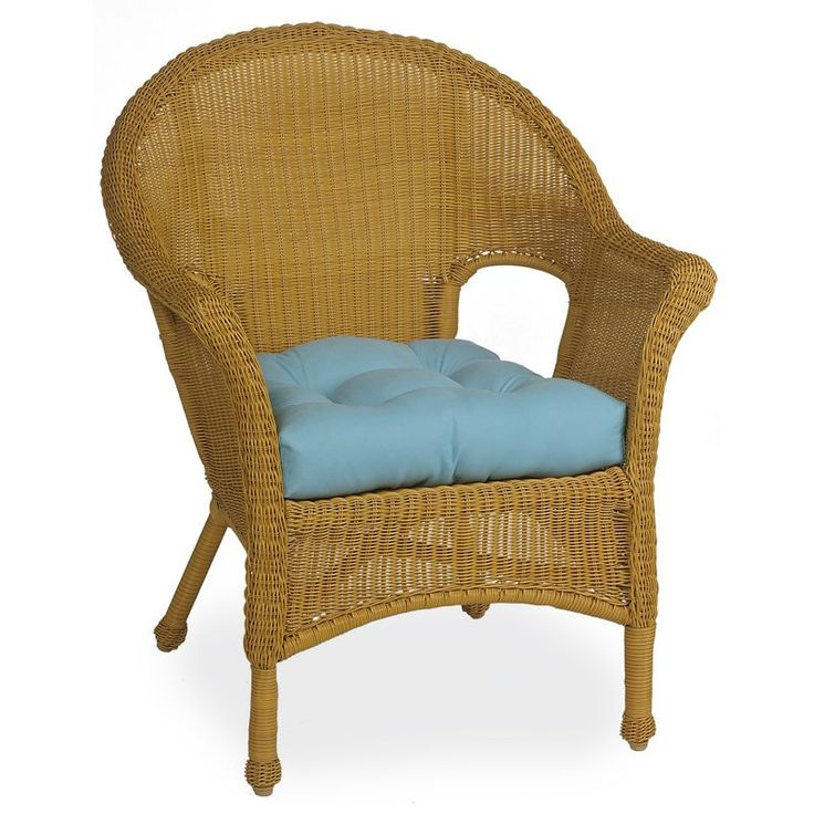 maybe i will paint my wicker chair yellow