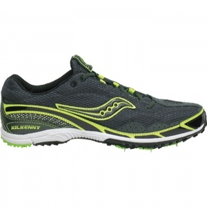 SALE - Saucony Kilkenny XC 3 Running Cleats Mens Black - BUY Now ONLY $60.45