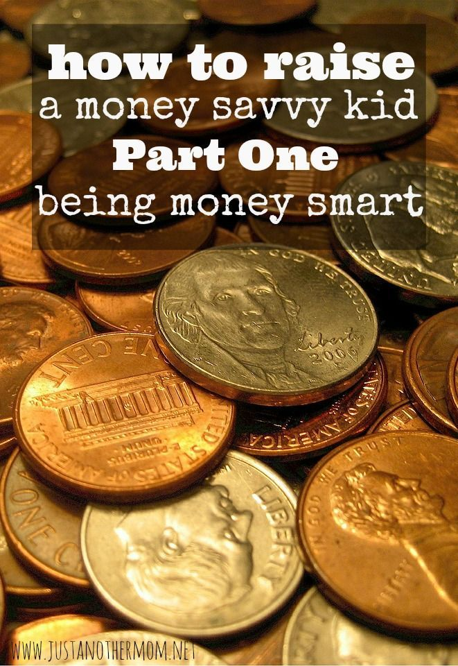 This is part one of a ten part series on how to raise a money savvy kid. We're starting with being money smart.
